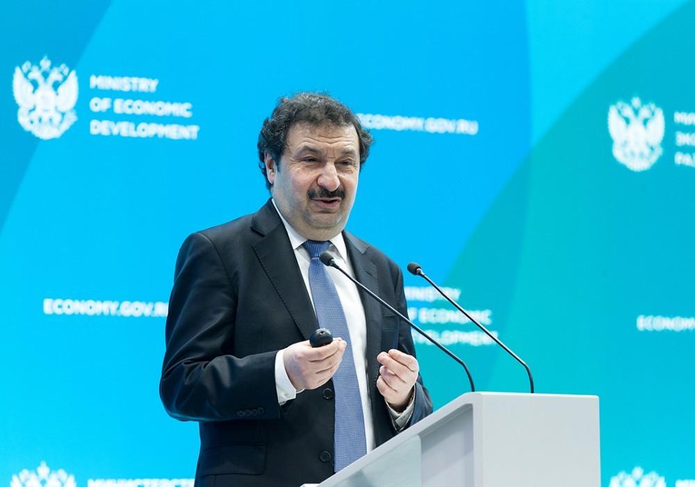 Владимир Мау выступил в Минэкономразвития РФ
