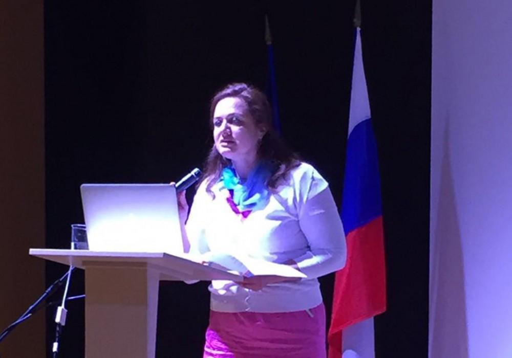 Завкафедрой РАНХиГС представила доклад на конференции «Миграционные процессы в России и ЕС» в Париже