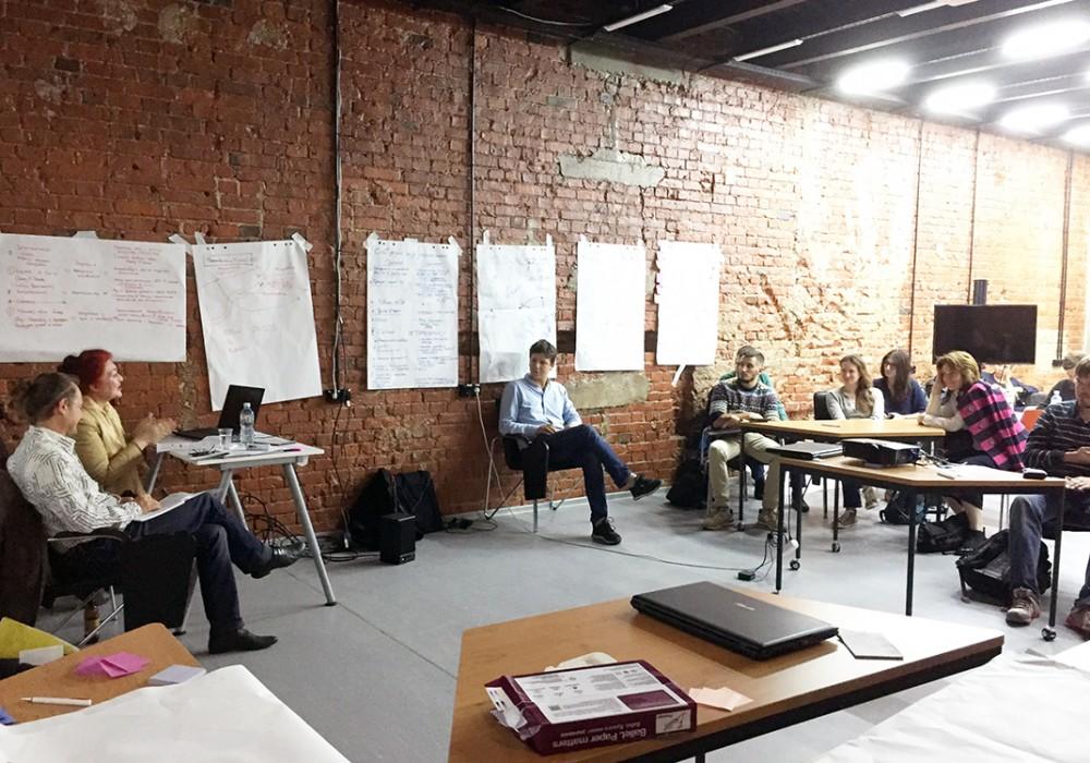Медиалофт Президентской академии: Саодат Олимова о фольклоре таджикских мигрантов